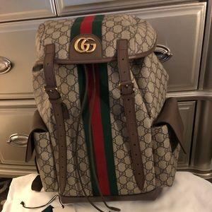 XL Gucci Backpack